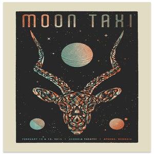 Image of Moon Taxi - GA Theatre