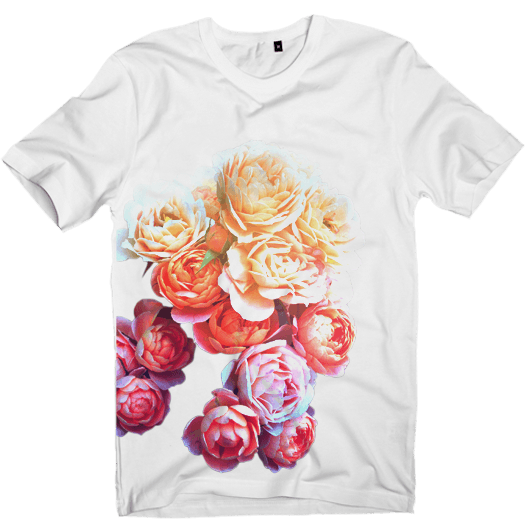 Image of Floral graphic T-Shirt