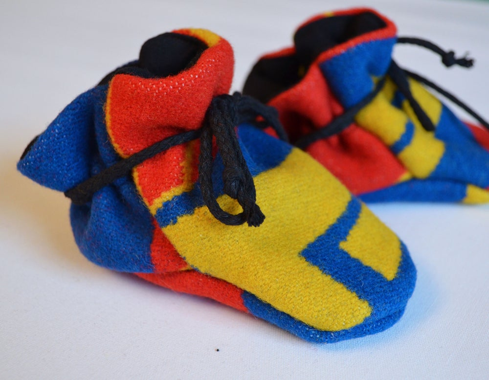 Image of pendleton booties 2