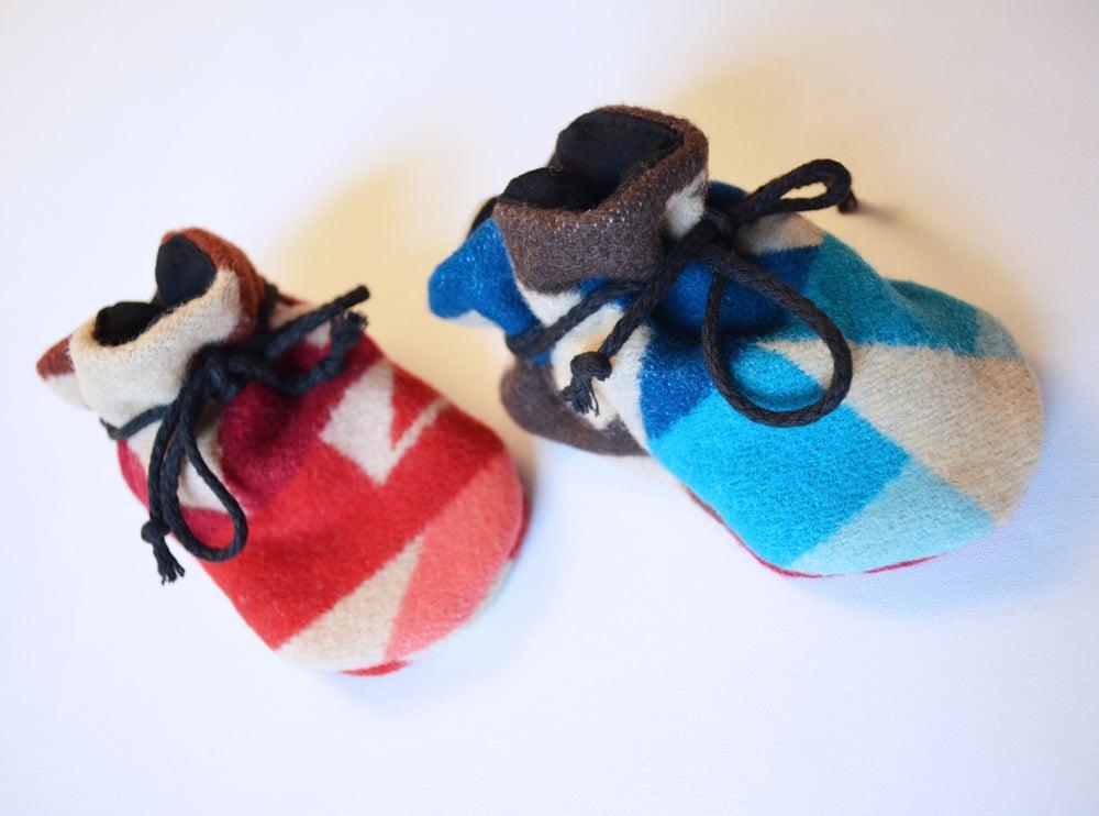 Image of pendleton booties 4