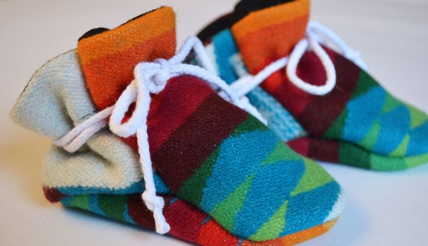 Image of pendleton booties