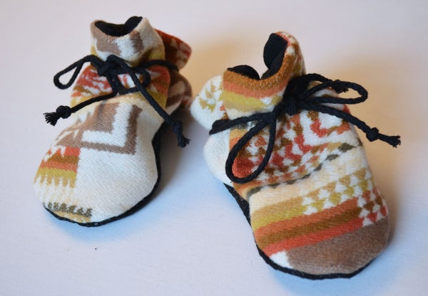Image of pendleton booties 3