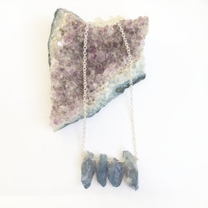 Image of Dreama Four - Amethyst + Sterling Silver