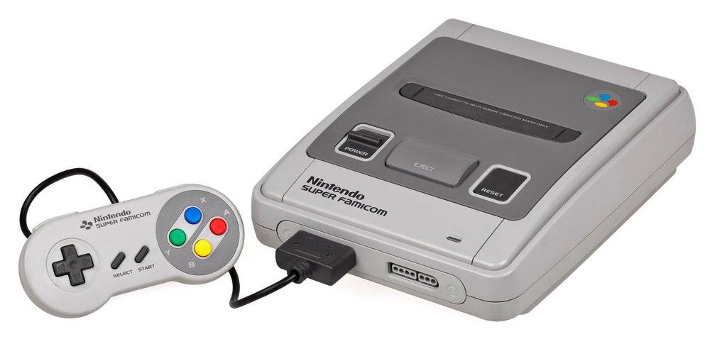 Image of nintendo Super Famicom
