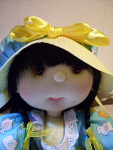 Image of Baby Doll Soft Country Style