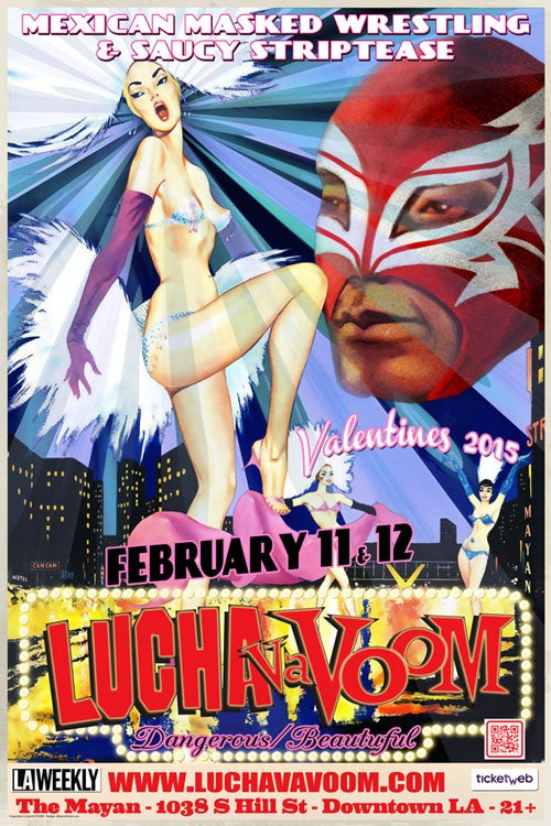 Image of Valentines 2015 Poster