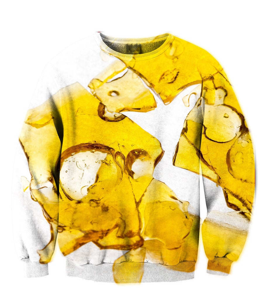 Image of The Golden Crewneck