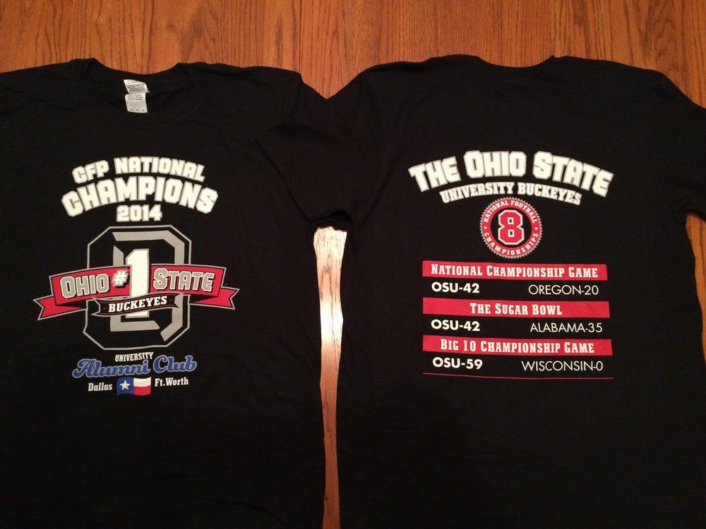 Image of OSU Alumni Club of DFW Championship Tees