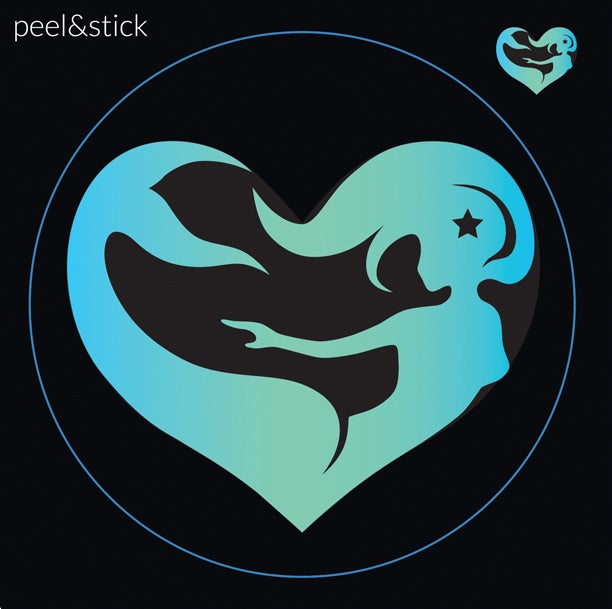 Image of Mermaid Decal