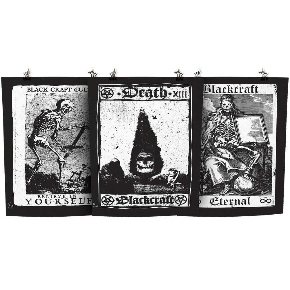 Image of Poster Pack - Tarot Cards *Free shipping worldwide*