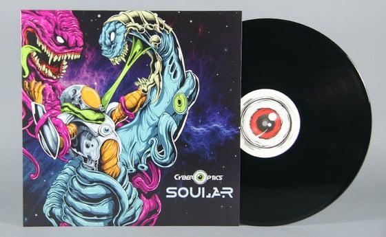 Image of Cyberoptics Soular Vinyl