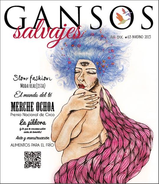 Image of Numero 3. Gansos Salvajes Magazine