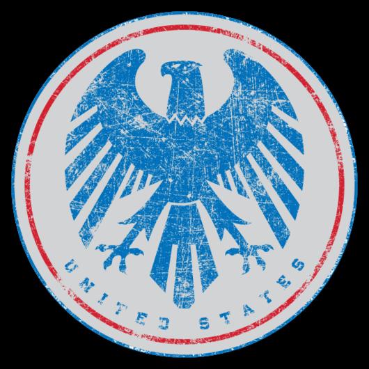 Image of USA National Team Sticker