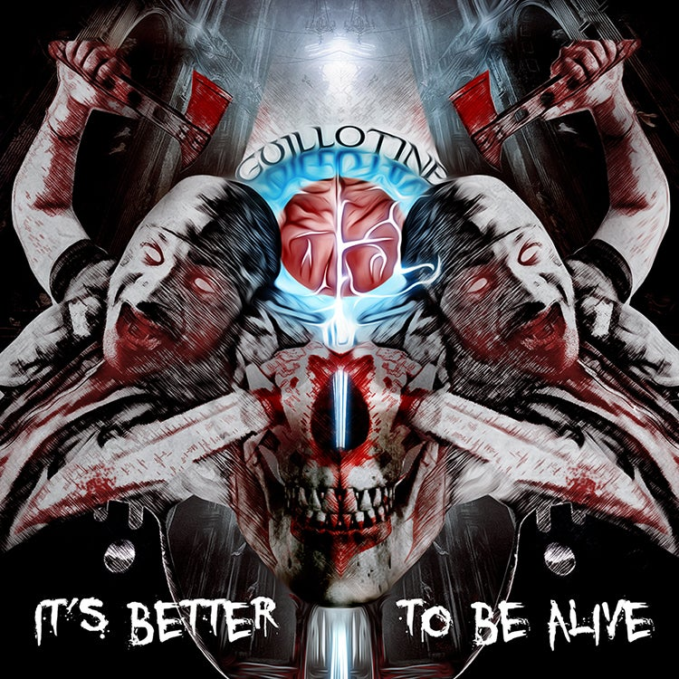 "Image of ""It's Better To Be Alive"" 24x24 Signed Album Cover Poster and CD"