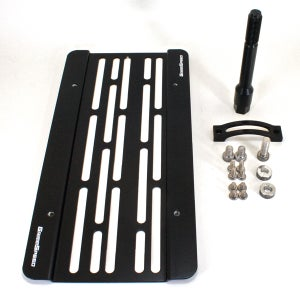 Image of GrimmSpeed License Plate Relocation Kit for BRZ/FR-S