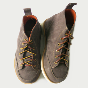 Image of VRONSKY BOOT [GREY]