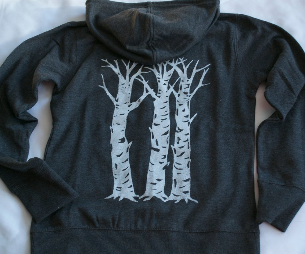 Image of Three Sisters- Women's Organic Cotton Hoodie