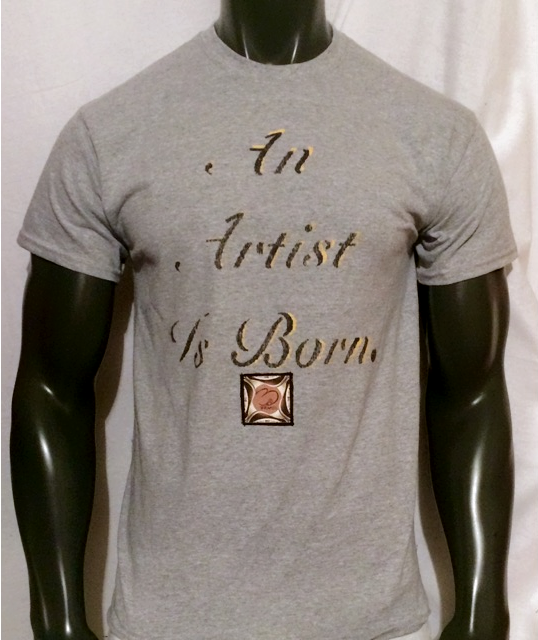 Image of 3rdeye Brand ''An Artist Is Born Tee''