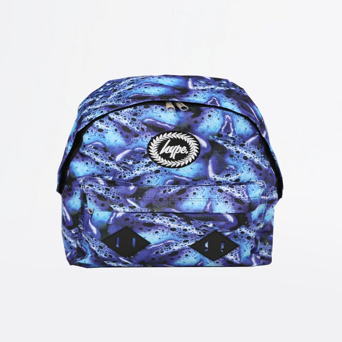 Image of HYPE.DEEP BLUE BACKPACK