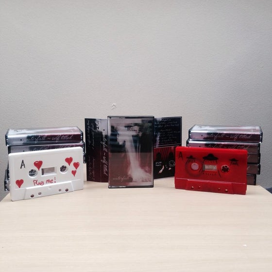 Image of self-titled EP Tape