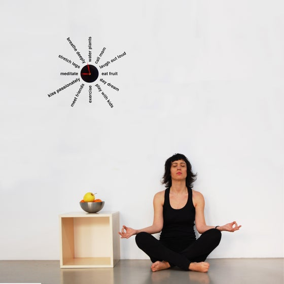 Image of WELLNESS CLOCK