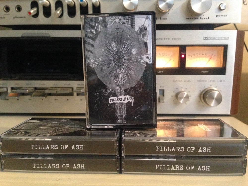 Image of Pillars Of Ash - S/T Demo