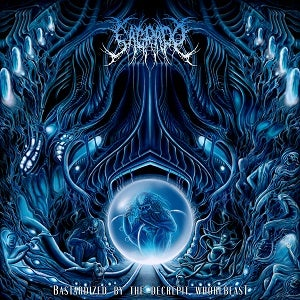 Image of SAGRADO-BASTARDIZED BY THE DECREPIT WHOREBEAST-cd out now