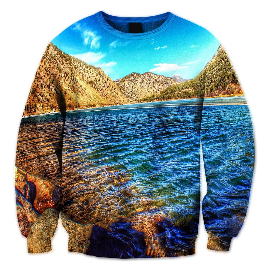 Image of Scenic Crewneck