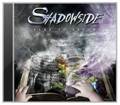 Image of CD Shadowside - Dare to Dream