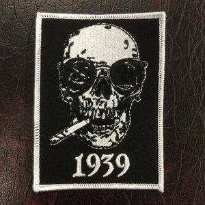Image of SMOKING SKULL PATCH