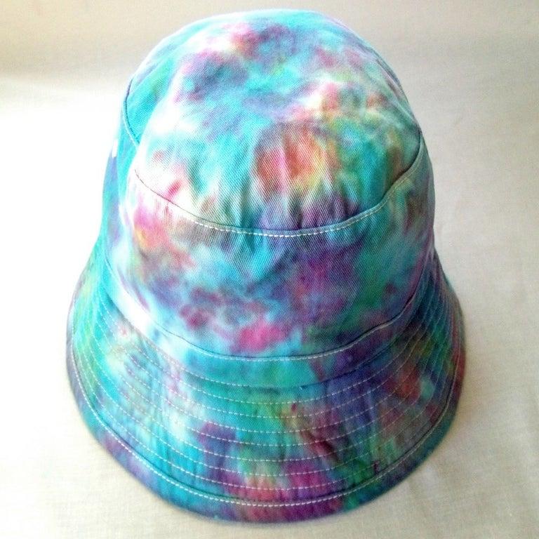 Pastel Tie Dye Hoodie Image of Pastel Tie Dye Bucket