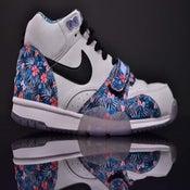 "Image of Nike Air Trainer 1 PRM QS ""SUPER BOWL Floral"""