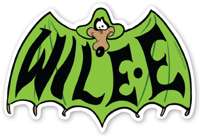 Image of Wile•E Sticker