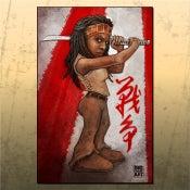Image of The Walking Dead - Michonne