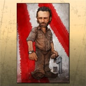 Image of The Walking Dead - Rick