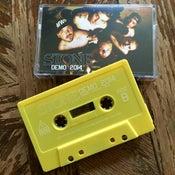 Image of STONE - Demo Cassette Tape