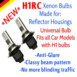 Image of H1rc Xenon HID Kit with ballast