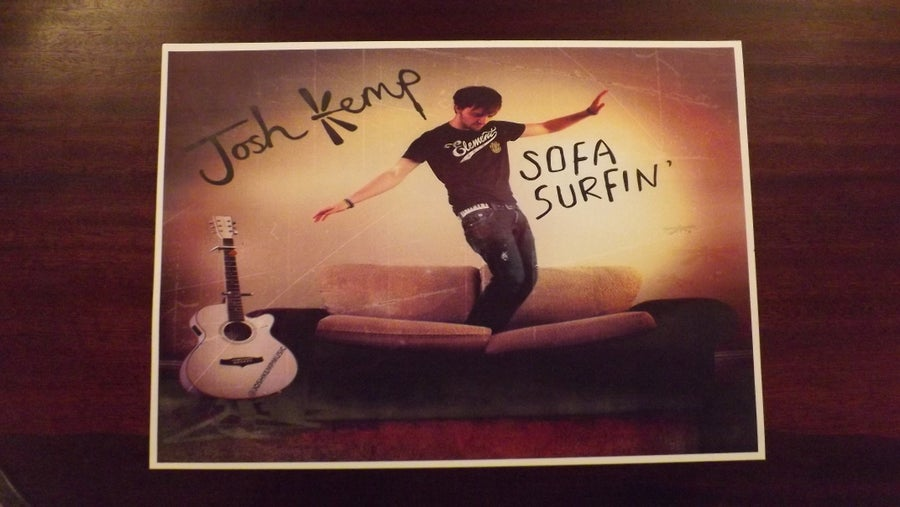 Image of Sofa Surfin' Poster
