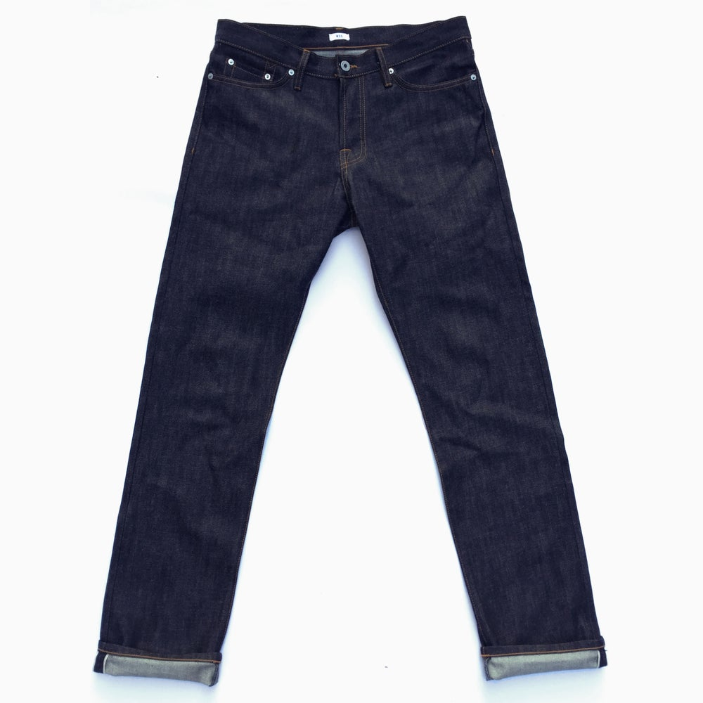 Image of M.S.S. Standard 101 CNE Raw Selvedge Jeans