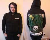 Image of 'Pissed Again' Hoodies