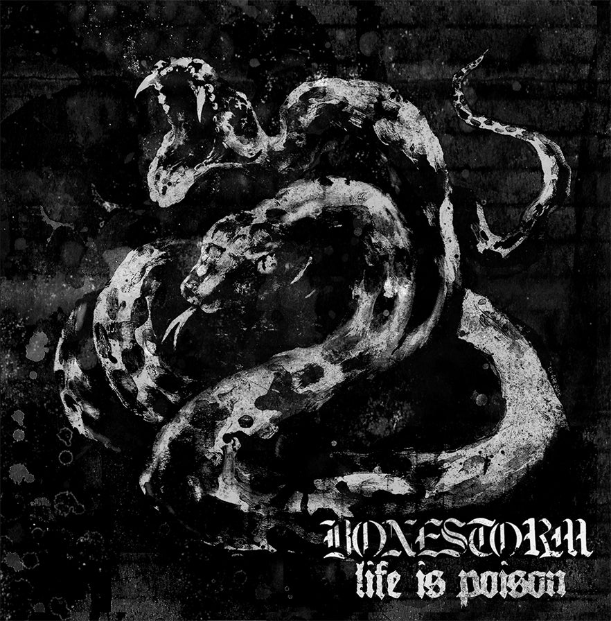 Image of Life Is Poison (Demo II) ''CD''