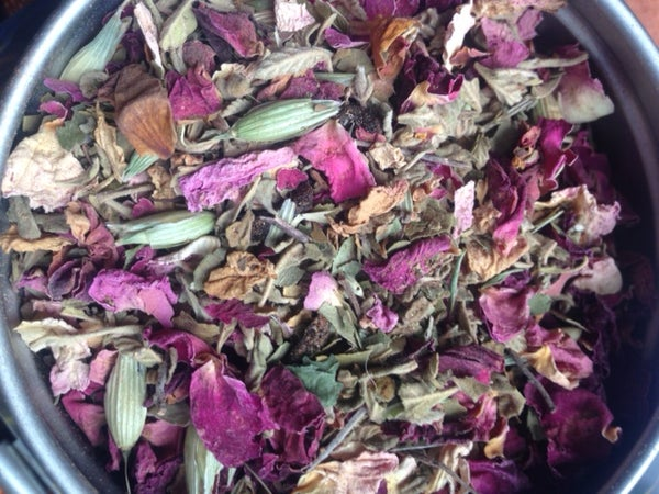 Image of Everything's Coming Up Roses herbal tea