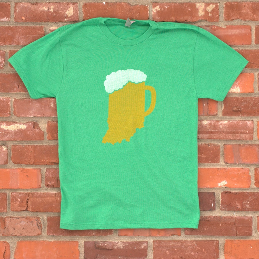 Image of Drink Indiana St Patty's Day