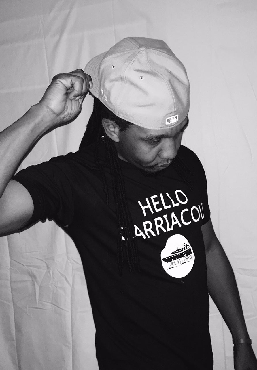 Image of Hello Carriacou T- Shirts