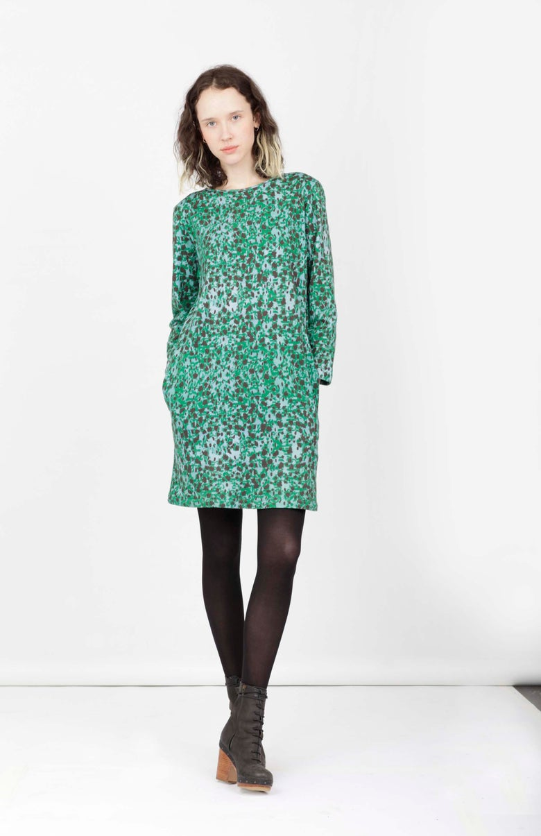 Image of SWEATSHIRT DRESS