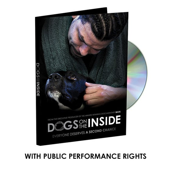 Image of Dogs On The Inside DVD (with public performance rights)