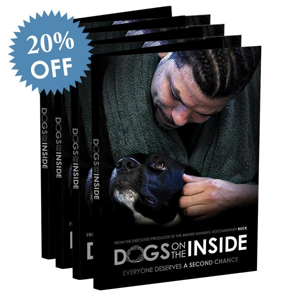 Image of Dogs On The Inside DVD 4-pack