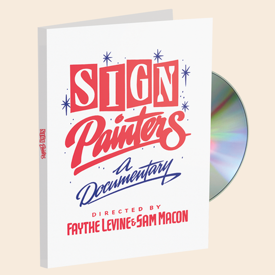 Image of Sign Painters DVD Digipack (Director's Edition)