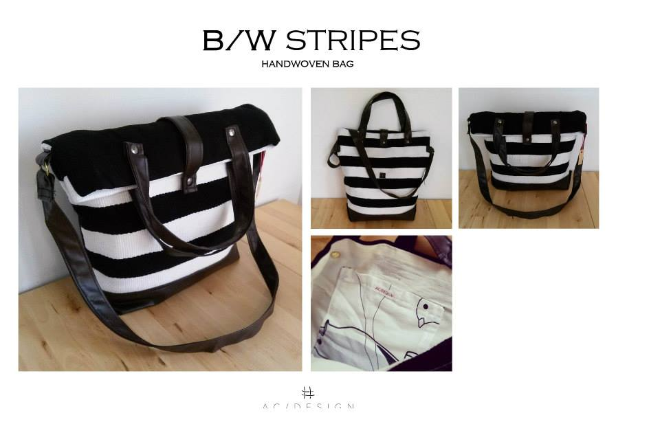 Image of STRIPES BAG