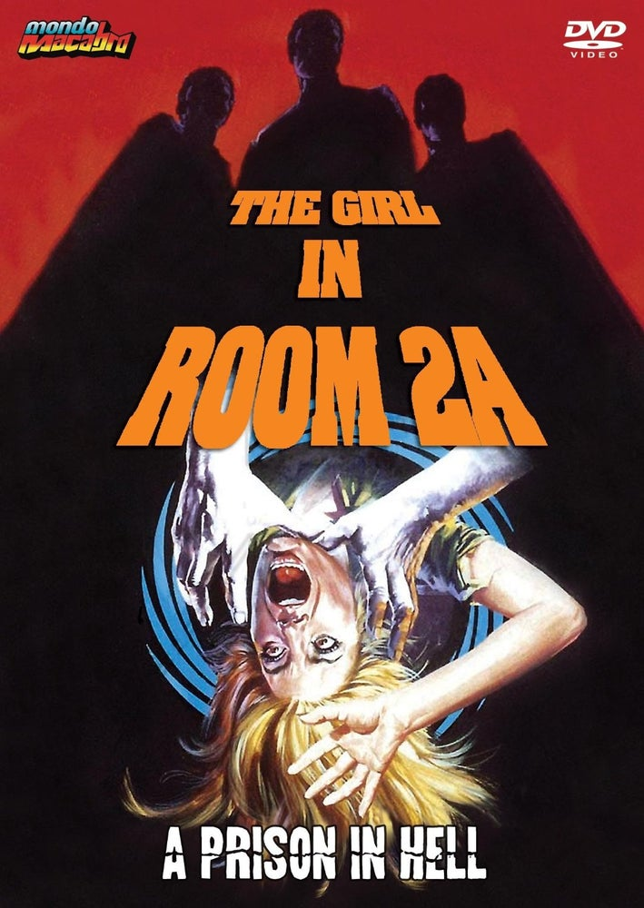 Image of THE GIRL IN ROOM 2A